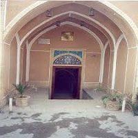 مقاله فضاهای ورودی بناهای سنتی