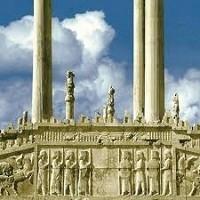 مقاله هنر و معماری تخت جمشید