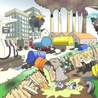 مقاله بررسی ارزیابی اثرات توسعه صنعتی بر محیط زیست