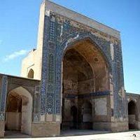 مقاله بنای تاریخی مصلی پایین خیابان مشهد