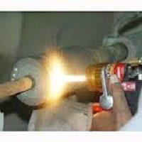 مقاله تنظیم شعله مشعل استیلن یا کاربید و هوا