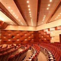 رساله معماری خانه سینما