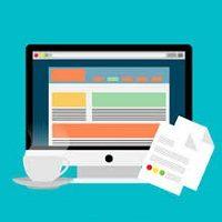 مقاله طراحی سایت با flash و front page