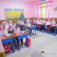 اقدام پژوهی معلم مدرسه ابتدایی