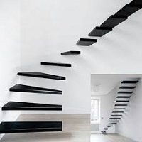 دانلود پاورپوینت بررسی انواع پله در معماری